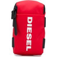 Diesel Bolsa Mini - Vermelho