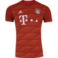 Camisa Bayern De Munique I 19/20 Adidas - Masculina - Vermelho