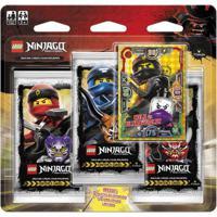 Jogo De Cartas - Blister Triplo - Lego Ninjago - Masters Of Spinjitzu - Cole Vs Ultra Violet - Copag