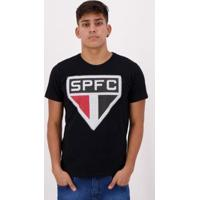 Camiseta São Paulo Costura Masculina - Masculino