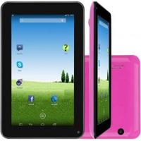 """Tablet Dl E-Volution S 8Gb 7"""" Wi-Fi Android 4.4 (Rosa)"""
