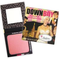 Blush E Sombra The Balm Down Boy 8,5G - Feminino-Incolor
