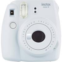 Câmera Instantânea Branco Gelo Instax Mini 9
