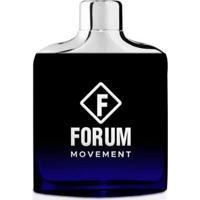Movement Forum Perfume Edc 100Ml Masculino - Masculino-Incolor
