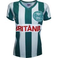 Camisa Liga Retrô Coritiba 1985 Feminina - Feminino