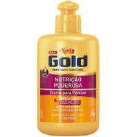Creme De Pentear Niely Gold Nutrição Poderosa Com 280G