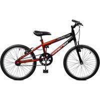 Bicicleta Master Bike Aro 20 Masculina Ciclone Vermelho