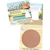 Bronzer E Blush The Balm Balm Desert 6,39G - Feminino-Incolor