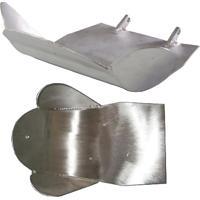 Protetor De Motor Pro Tork Alumínio Para Ttr 230