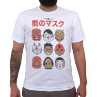 No Mask - Camiseta Clássica Masculina