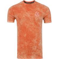 Camiseta Nike Tee Seasona - Masculina - Laranja