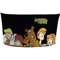Balde De Gelo Oval De Metal - Hanna-Barbera - Turma Do Scooby-Doo - Assustada - Preto - Metrópole