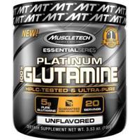 Glutamina 100% Platinum 100G Muscletech - Unissex