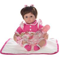 Boneca Laura Doll - Reborn - Baby Charlotte - Shiny Toys