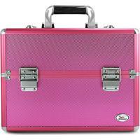 Maleta Profissional De Maquiagem (G) Jacki Design - Feminino-Pink