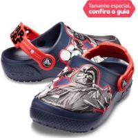 Crocs Fun Lab Clog Infantil Dark Side Navy - Crocs - 24
