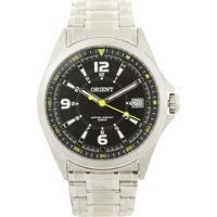 Relógio Analógico Orient Masculino - Mbss1270 P2Sx Prateado - Único