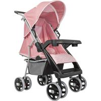 Carrinho De Bebê Thor Tutti Baby Reversivel Rosa