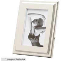 Porta Retrato Wise- Prateado- 22,3X17,2X3Cm- Lyolyor