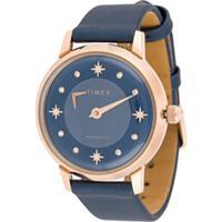 Timex Relógio Automático - Azul