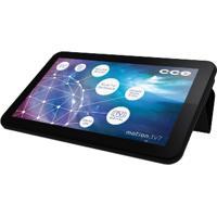 "Tablet Cce Tr72 Tv - Tela 7"" - Tv - Câmera 2Mp - Wi-Fi - Dual Core - 8Gb - Android 4.2"