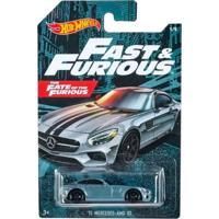 Carrinho Hot Wheels Velozes Mercedes '15 Amg Gt - Mattel - Kanui