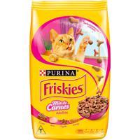 Ração Para Gatos Friskies Adulto Sabor Mix De Carnes Com 3Kg