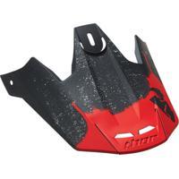 Pala Para Reposição Do Capacete Thor Verge S17 Object (Kit) - Unissex
