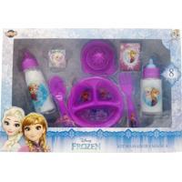 Conjunto Mamadeira Mágica - Disney Frozen - Toyng - Feminino-Incolor