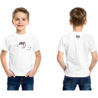 Camiseta Voleio Pro Tetra - Unissex-Branco