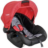 Bebê Conforto Kiddo Cosycot Click Fox Vermelho