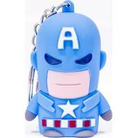Chaveiro Kodo Acessórios Capitão América Azul
