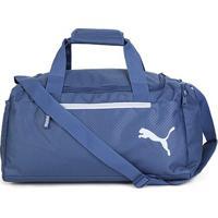 Mala Puma Fundamentals Sports - Unissex-Azul Petróleo