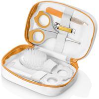 Kit Manicure Bebê Higiêne Branco Multikids