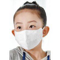 Máscara Infantil Proteção Facial Anti Virus Face Shield Branco