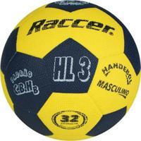 Bola Raccer Handebol Hl3 Masculino - Masculino