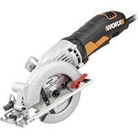Serra Circular Elétrica Compacta 400W 115Mm Wx429L Worx 110V