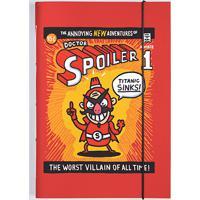 Sketchbook Doctor Spoiler
