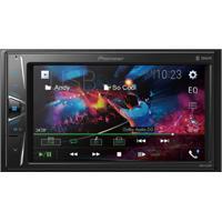 "Dvd Automotivo Pioneer Avh-G228Bt 2 Din, Tela 6,2"", Entrada Usb, Bluetooth, Preto"