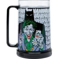 Caneca Chopp Jokerâ®- Branca & Preta- 450Ml- Urbaurban