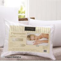 Travesseiro Fashion - Branco - 70X50Cmsultan