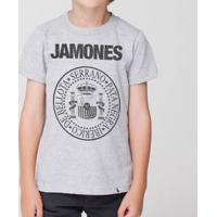 Jamones - Camiseta Clássica Infantil