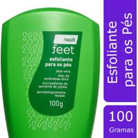 Esfoliante Para Os Pés Needs Feet 100G