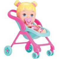 Boneca Little Dolls Passeio Com Acessórios - Feminino-Colorido