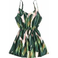 Vestido Greenery M