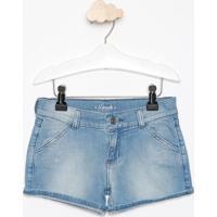 Short Jeans Estonado- Azul Claro- Lacostelacoste