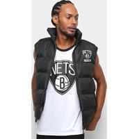 Colete Nba Super Stuff Nets 18 Masculina - Masculino