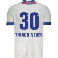 Camisa Cruzeiro Ii 2018 N° 10 Thiago Neves - Torcedor Umbro Masculina - Masculino