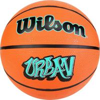Bola Basquete Wilson Urban #7 Laranja