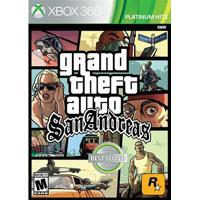 Grand Theft Auto: San Andreas - Xbox 360 - Unissex
